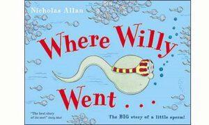 Willy - cách kể chuyện ấy cho trẻ nhỏ